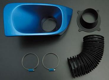 Zero Sports Cooling Air Duct Kit